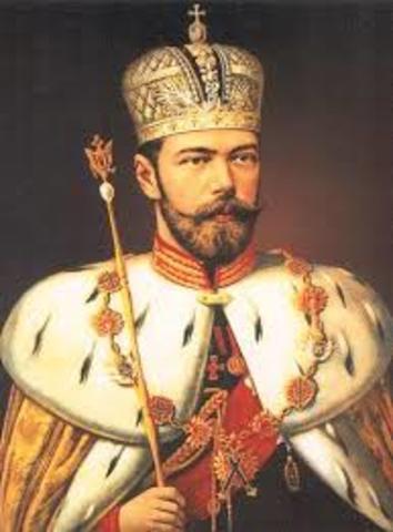 No more Tzars in Russia