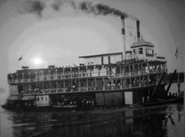 Barco Barranquilla