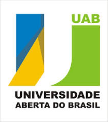 Criação do Sistema UAB