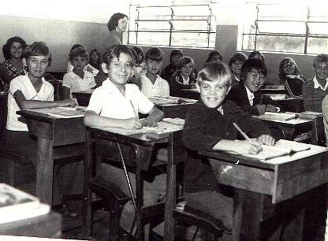 Educação brasileira em 1970
