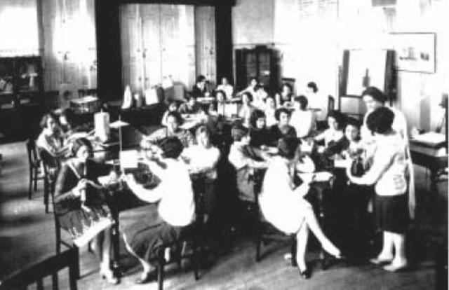 Formação Profissional nos Anos 30