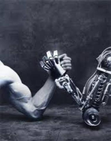 Sustitución del hombre por la maquina en la mineria