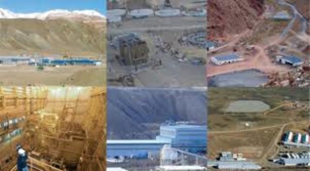 Se elevaron el numero de titules de minas