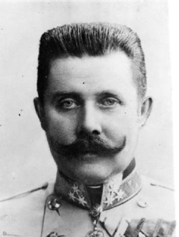 Assaination of Archduke