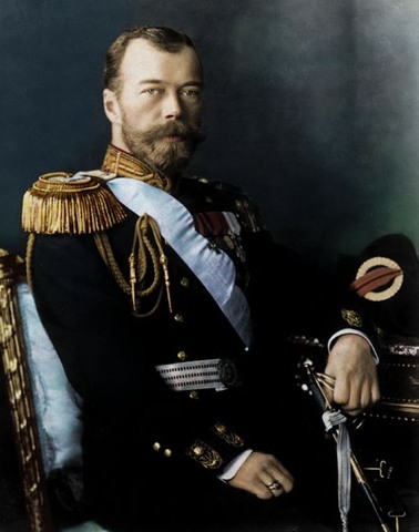 Tsar Nicholas II takes personal control over Russia's armies.