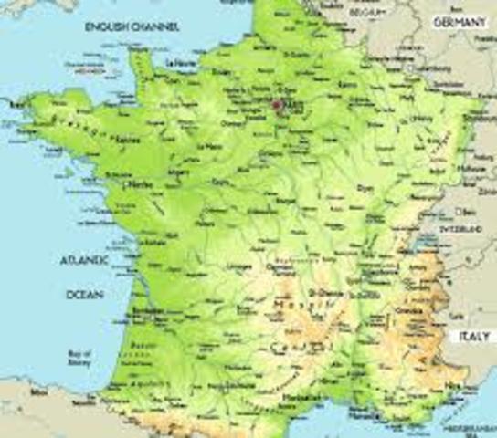Peace talks in France