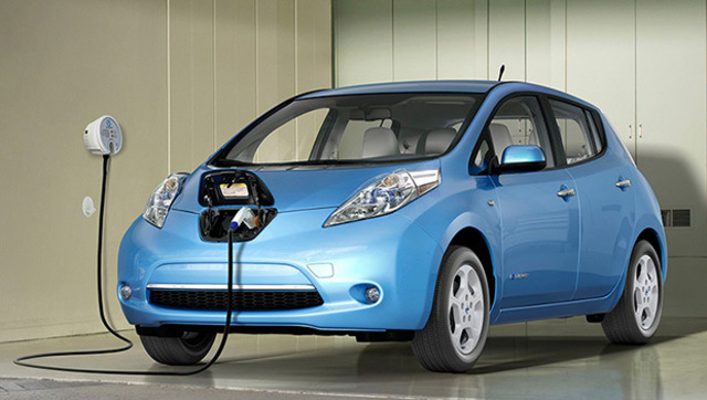 1st Pug-In Hybrid & All Electric - Ms Perry