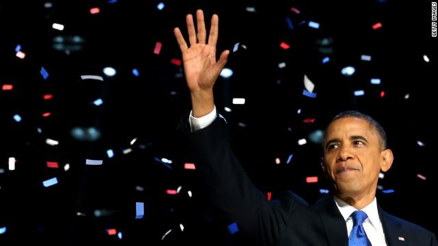 President Barack Obama is Elected