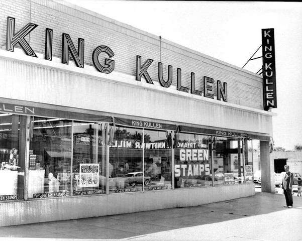 First American Supermarket.