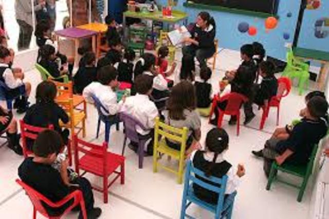 Obligatoriedad de la educación preescolar.