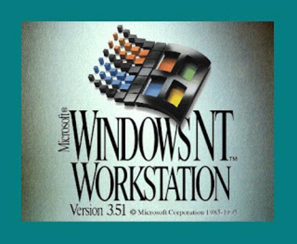Windows NT 3.51 Workstation