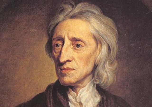 John Locke död
