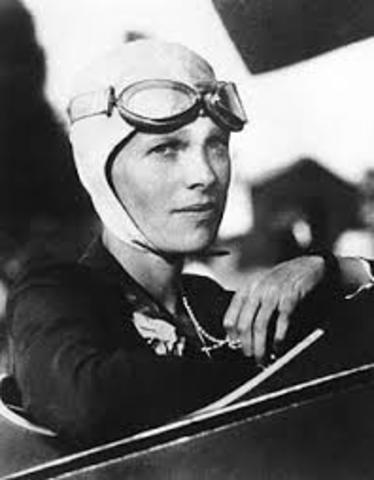 Amelia Earhart (final flight)