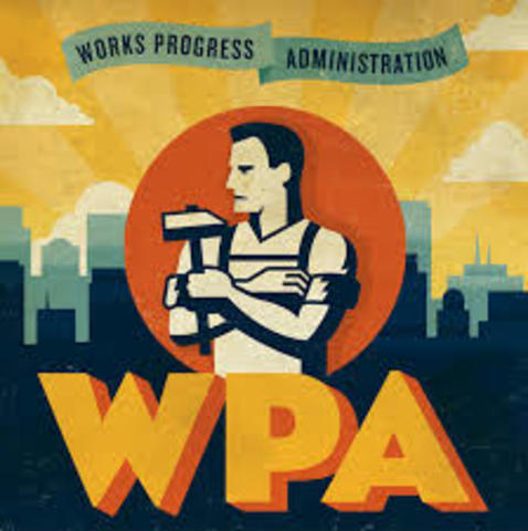 Work Projects Administration (WPA)