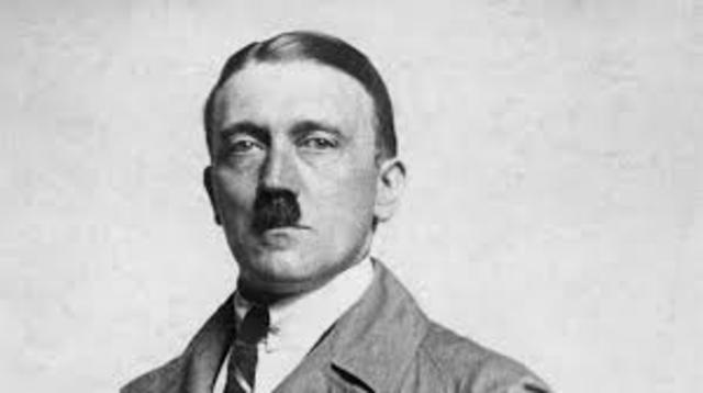 Libertad de Hitler y reconstrución del partido