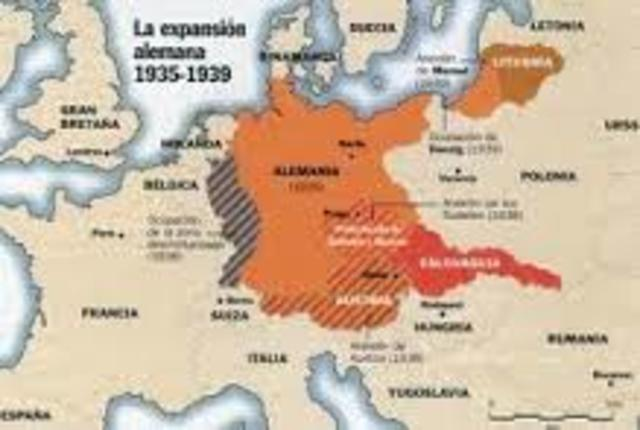 Ocupación a Austria