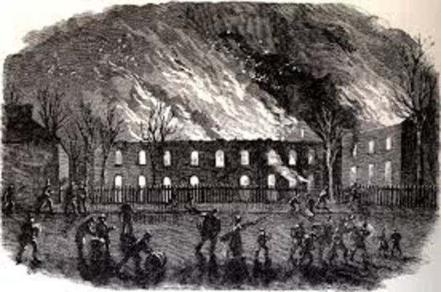 Attack on Harpers Ferry