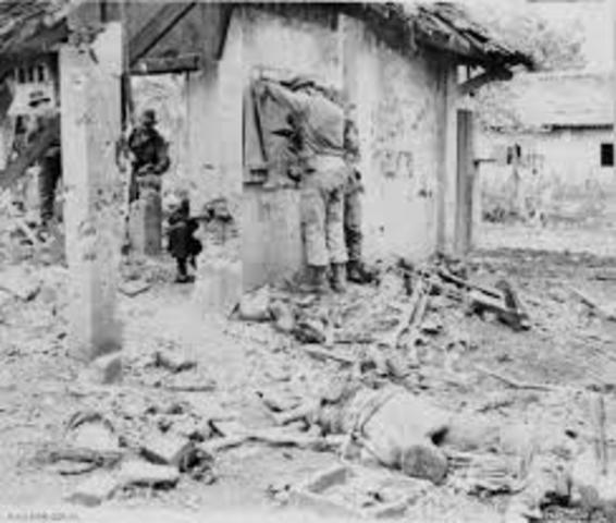 Battle of Lima Site 85