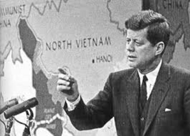 Team sent to Vietnam by JFK