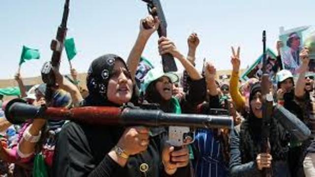 Escisión: Combates en Bani Walid y Sirte