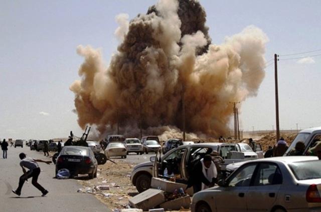 Contrarrevolución: Fracaso de las tropas rebeldes