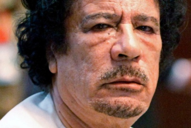 Restablecimiento: muerte de Muamar Gadafi