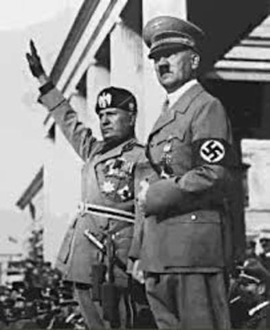 Alianza Alemania e Italia