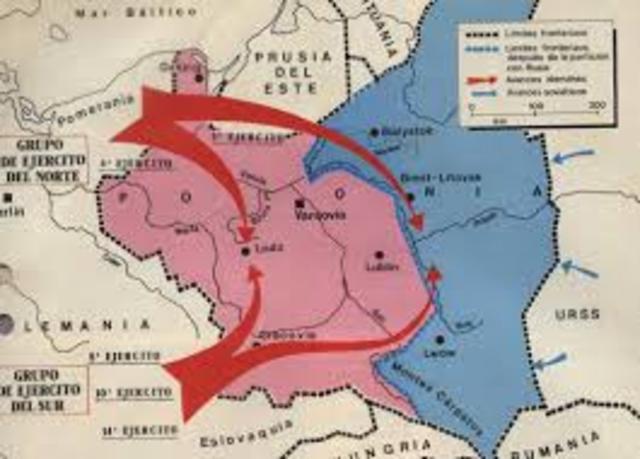 Conquista de Polonia
