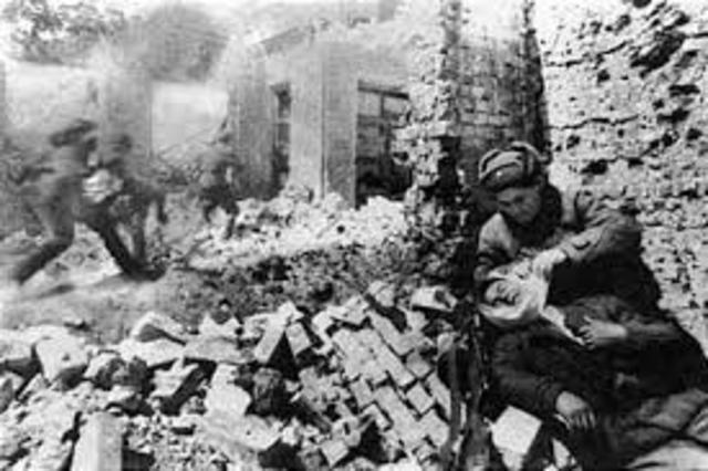 23 de noviembre de 1942 al 2 de febrero de 1943