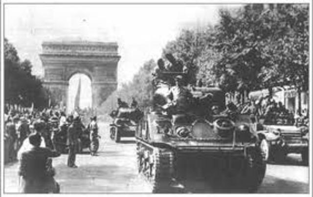 Liberanción de París