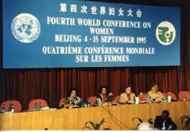 Forth World Conference on Women