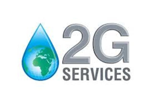 Llegada del 2G