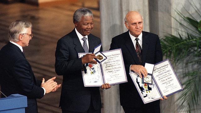 פרס נובל למנדלה