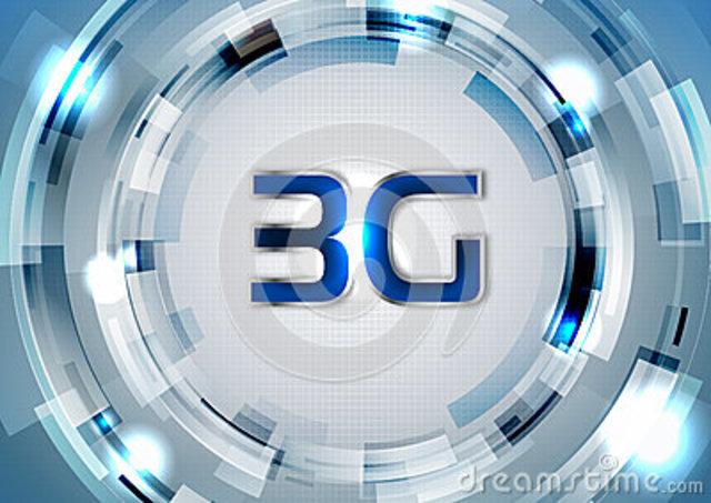 Llegada de la Red 3G