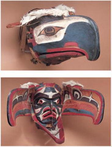 Eagle transformation mask