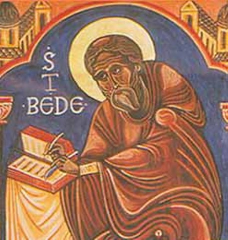 Bede (author) Anglo Saxon
