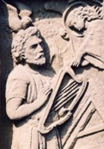 Caedmon (Author) Anglo Saxon