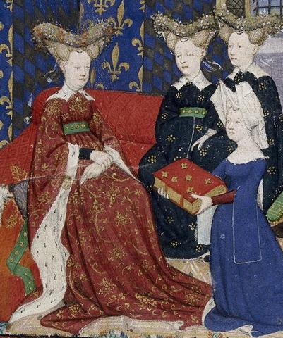 Christine de Pizan, Medival