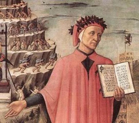 Dante (author) Medival