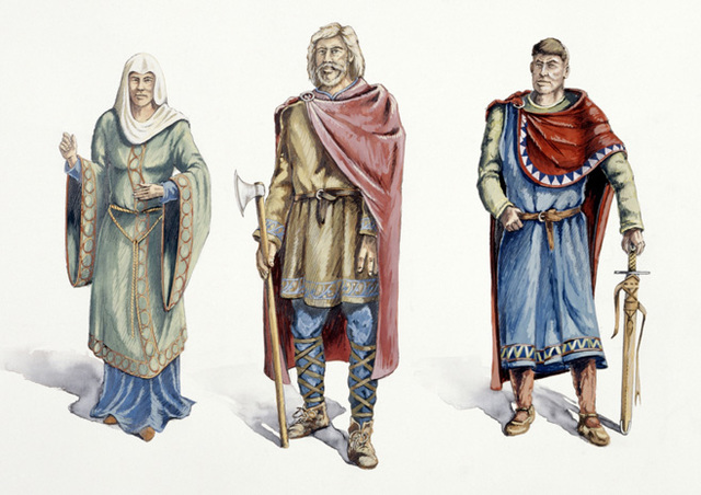 The End of the Anglo-Saxon Period