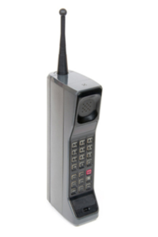 Mobile Phone Invented