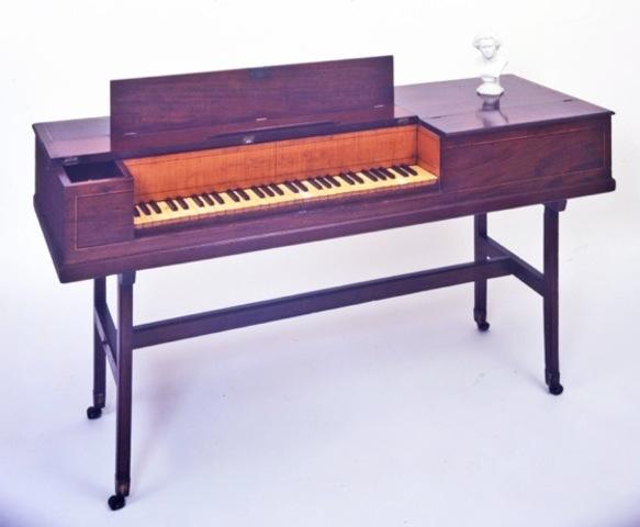 Birth of the piano