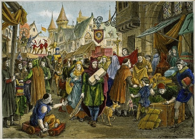 Crisis of the Fourteenth Century - Collapse of Feudalism/Manorialism