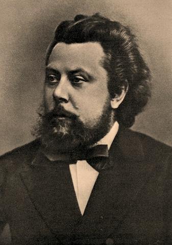Modes Mussorgsky
