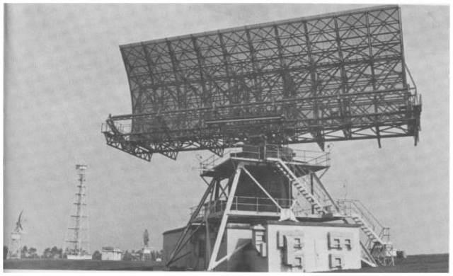 The first Radar