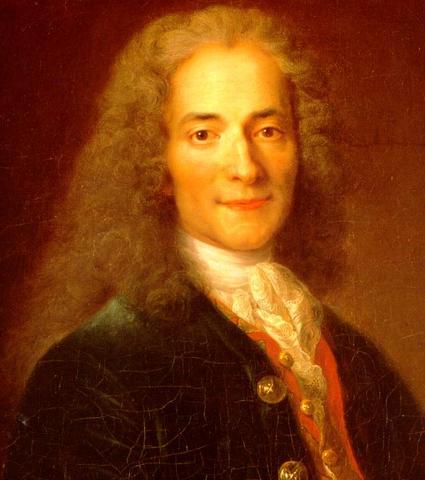 Voltaire, NeoClassicism