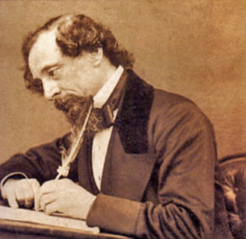 Charles Dickens, Victorian Times