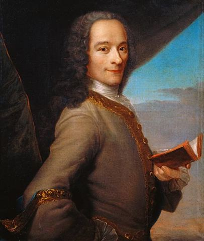 Voltaire (21 November 1694-30 May 1778)