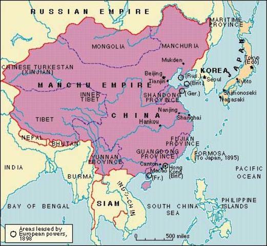 Manchu Empire