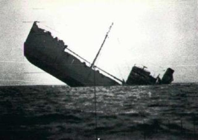 Unresticted Submarine Warfare.